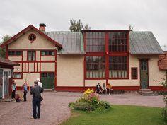 Carl Larsson house - Sundborn