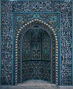 :::: PINTEREST.COM christiancross ::::  Quasicrystalline Patterns in Mediaeval Islamic Architecture