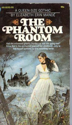 The Phantom Room Queen Size Gothic  Elizabeth Erin Mande 445-00285095 Popular