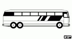 Imagini pentru imagini de desenat cu autobuze