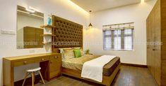 വീതി കുറവ് ഒരു കുറവേ അല്ല; ഇതാ ഉദാഹരണം! | small space home | small plot house plans kerala | Home Plans Kerala | House Plans Kerala | Home Style | Manorama Online Best Home Design Software, My Home Design, Kerala House Design, Kerala Houses, Small Spaces, Home Goods, Family Room, House Plans, House Styles