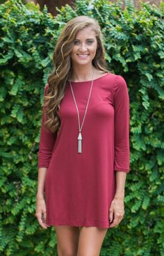 Our game day best-seller is here and back in a new color for the new season - Maroon! A stunning, rich color with a flattering fit... what could be better?
