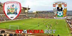 Μπάρνσλεϊ - Κόβεντρι - http://stoiximabet.com/barnsley-coventry/ #stoixima #pamestoixima #stoiximabet #bettingtips #στοιχημα #προγνωστικα #FootballTips #FreeBettingTips #stoiximabet