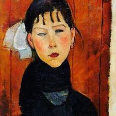 Amadeo modigliani bir kadının gözlerini cizebilmek için,onun ruhunu anlamak gerektiğine inaniyordu! #ressam #amadeomodigliani #modi #modigliani #art #picture #kadinasiddetehayir