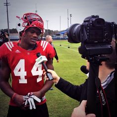Randy Gregory. The beast!