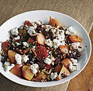 Beet Salad with Oregano, Pecans, and Goat Cheese-great for POTLUCK