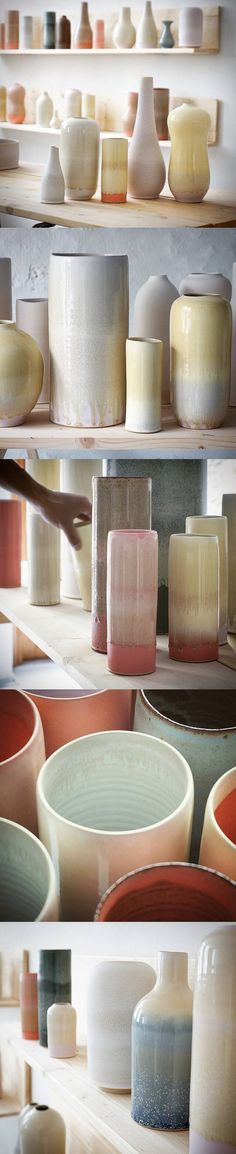 Handmade Danish ceramics from Tortus Copenhagen