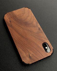 74462cb3d0 【XS/X】【+L】丈夫なハードケースと天然木を融合したiPhoneXS/X専用木製ケース「iPhone Case XS/X」【Qi対応