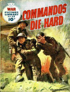 Commandos: Magazine