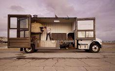 Del Popolo pizzeria mobile #foodtruck