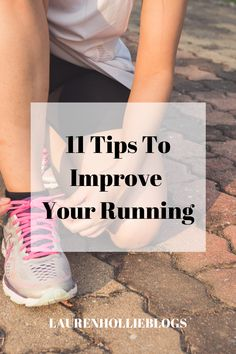 How To Get Better At Running - Lauren Hollie Supportive Sports Bras, How To Get Better, How To Start Running, Get Well, My Way, Hiit, Getting Out, Pilates, Improve Yourself