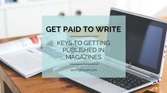 Get Paid To Write -