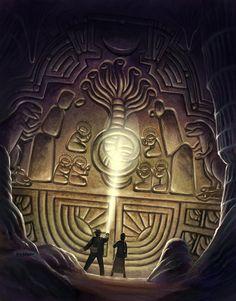 The Hall of History. Copyright 2016 Chaosium Inc.