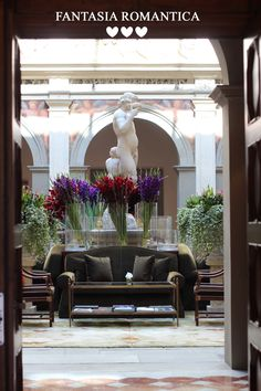 Fantasia Romantica by Francesca Peruzzini for Tijana's Bridesmaid ♥ Wedding in Florence, Italy from Chicago - Four Season Hotel Coordination Service www.fantasiaromantica.com
