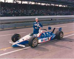 Paul Tracy 1992 Indy 500