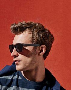 J.Crew men's Irving sunglasses.