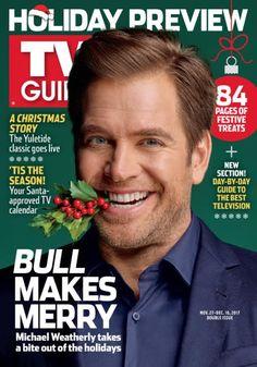 Dr Bull, Bull Tv, Bull Cast, Michael Weatherly, Male Magazine, Tv Guide, Me Tv, First Year, Good Books