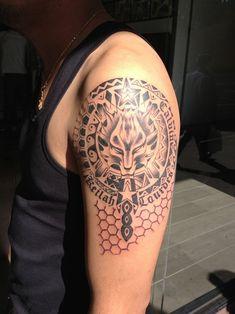 1000 images about shoulder tattoo on pinterest tribal tattoos for men shoulder tattoo and. Black Bedroom Furniture Sets. Home Design Ideas