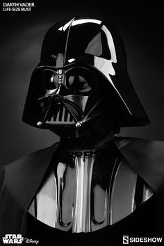 Star Wars Darth Vader Life-Size Bust by Sideshow Collectible | Sideshow Collectibles