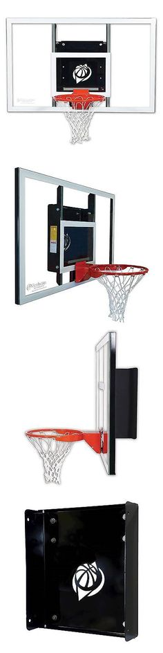 Other Helmets and Protection 177866: Goalsetter Gs54 54 Baseline Wall-Mounted Acrylic Basketball Hoop With Hd Bre... -> BUY IT NOW ONLY: $749.99 on eBay!