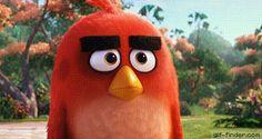 Resultado de imagen para gif de angry birds