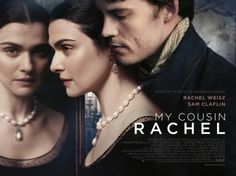 """I'm a sucker for films based on classic novels, which makes me super excited for """"My Cousin Rachel"""" starring Rachel Weisz and Sam Claflin. It's based on the classic novel of the same name by Films Hd, Hd Movies, Film Movie, Movies To Watch, Movies Online, Movies And Tv Shows, Irish Movies, Nice Movies, 2017 Movies"""