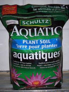 Litter and/or plant soil for bonsai soil