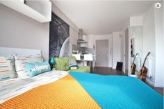 Stylish apartments offer the ultimate student living experience. Student Apartment, Student Room, Student Living, Student Flats, Common Room, Study Rooms, Property For Rent, Leeds, Game Room