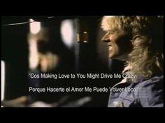 Def Leppard - Love Bites - Subtitulada al Español y al Ingles HD - YouTube