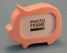 Piggy Photo Frame #Inside joke... https://www.youtube.com/channel/UCWfl0tOS4C_wVFqadSMC26Q