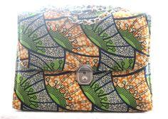 Handmade Shoulder Print Handbag Ankara Fabric by LoveYaaYaa