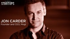 Jon Carder, Mogl CEO interviewing live on This Week in Startups