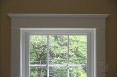 Indoor window casing ideas | WindowDetail