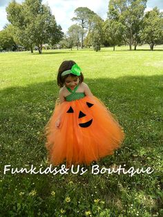 Welcome to Baby/Infants Clothing  by Funkids&Us Boutique    our little Miss will be the most adorable Pumpkin in the patch wearing this