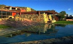 Taliesin West: One of Frank Llyod Wright's greatest achievements - now available for your private event.