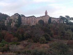 Abandoned convent in Corsica [4032×3024] : AbandonedPorn