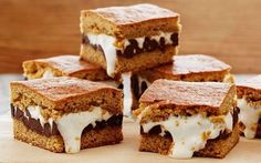 S'mores Bars Recipe by Kelsey Nixon