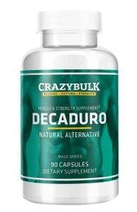 Deca Durabolin Supplement from Crazy Bulk