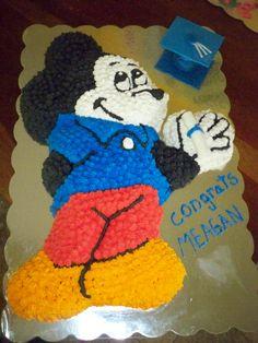 Graduation Cake 2011