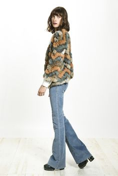 ed01e5fac2c Pinko - giacca invernale in misto lana e lapin.