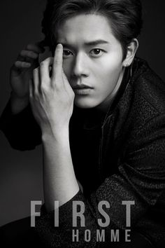 """ZE:A's Dongjun, Kevin, and Junyoung Add Strong to Sexy for """"First Homme"""" Teaser Image Jung Hyun, Kim Jung, Asian Actors, Korean Actors, Kim Dong Joon, Kwak Dong Yeon, Empire, U Kiss, K Pop Star"""