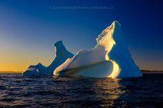 Mary's Harbour Iceberg