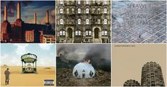 The Architectural Stories Behind 7 Famous Album Covers