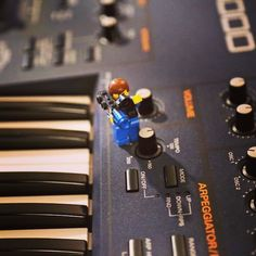 #walking #around the #studio #lego #roland #synthesizer #recording #music #audio #composer #songwriting #soundtrack #sound