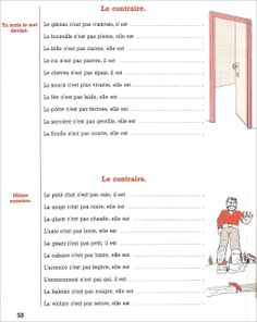 Basic French Words, How To Speak French, Learn French, French Flashcards, French Worksheets, Learning French For Kids, Teaching French, French Language Lessons, French Lessons