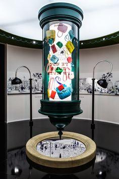 ファンタジーな世界広がる、エルメス「WANDERLAND」展がロンドンで開催