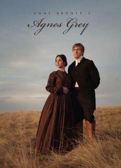 Jordan McFadden and Steven Luke as Agnes Grey and Mr. Weston in Anne Bronte's AGNES GREY