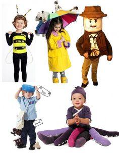 5 Adorable DIY Halloween Costumes for Kids