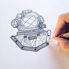 Allison Kunath > apaixonada pelos desenhos dela <3