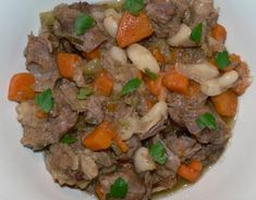 Lamb Stew Recipe With Carrots And White Beans: http://www.tastygalaxy.com/cook/lamb-stew-recipe-with-carrots-and-white-beans/